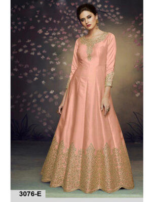 3076E Designer Party Wear Gown Style