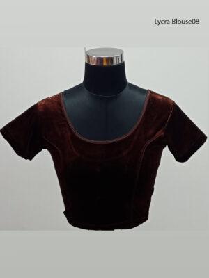 Lycra08 Velvet Blouse Collection