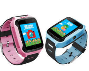 Children's Watch GPS+LBS Positioning Photo SOS Two-way Call Student Phone Watch