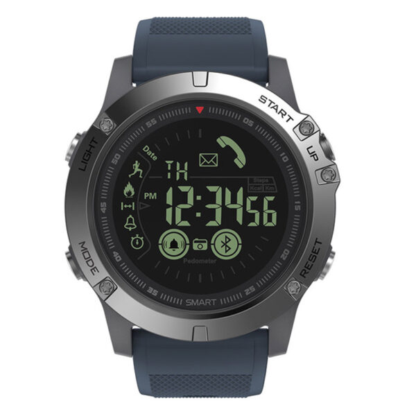 Smartwatch 33-month Standby Time 24h All-Weather Monitoring Smart Watch for IOS and Android