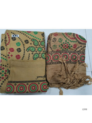 Lady Touch leggin With Dupatta Shawl Collection