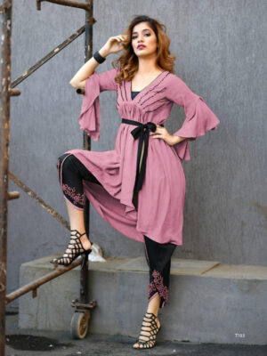 Tunic N Tulip Top Collection