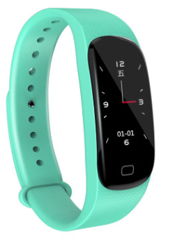 Colorful Screen 0.96 Inch Heart Rate Monitor Healthy Sport Smart Bracelet