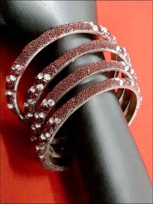 Raidana Style Bangles (2.6 Size)