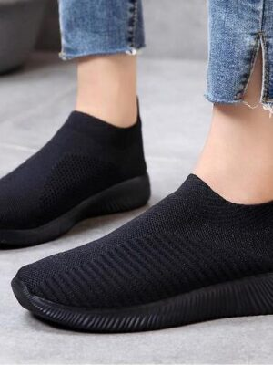 New Luxury Sock Shoes Casual Shoe Speed Trainer High Quality Sneakers Speed Trainer Sock Race Runners black Shoes men and women Shoes