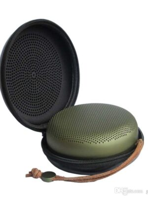 Carrying Case Cover Travel Bag Sleeve Storage Bag with Hook for BeoPlay A1 B&O Play Speaker