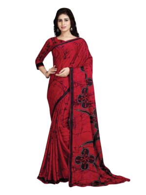 4143 Designer Dyna Silk Handloom Saree