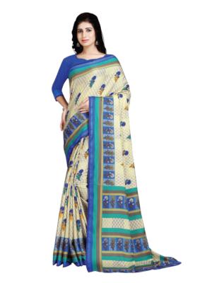 4142 Designer Dyna Silk Handloom Saree