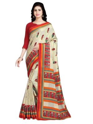 4141 Designer Dyna Silk Handloom Saree